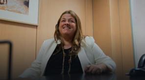 Cecilia Coll - Responsable de Personas con Valores de Laboratorios Quinton