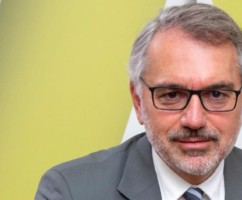 Marc Puig, presidente del Instituto de Empresa Familiar (IEF), impulsor de la iniciativa Damos la Cara