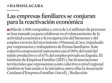 La Vanguardia Noticia