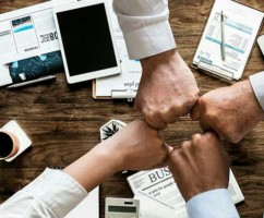 Las empresas se unen frente a la crisis