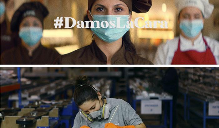 Canarias se suma al movimiento #DamosLaCara